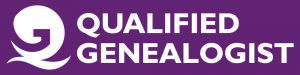 Qualified Genealogists Logo